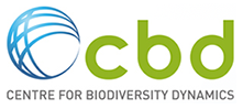 Logo - cbd - Centre for biodiversity dynamics